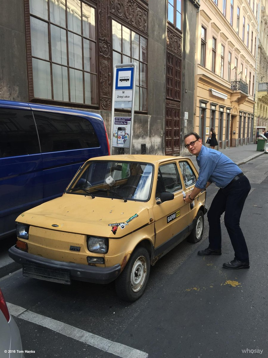 Tom Hanks Electric Cars