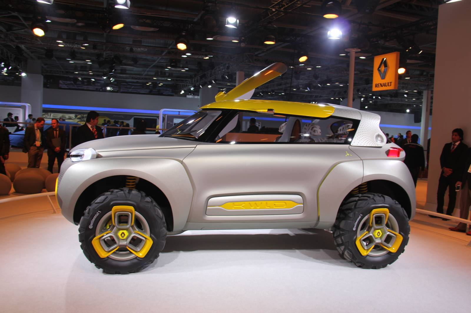 the kwid concept could become renault�s next crossover in