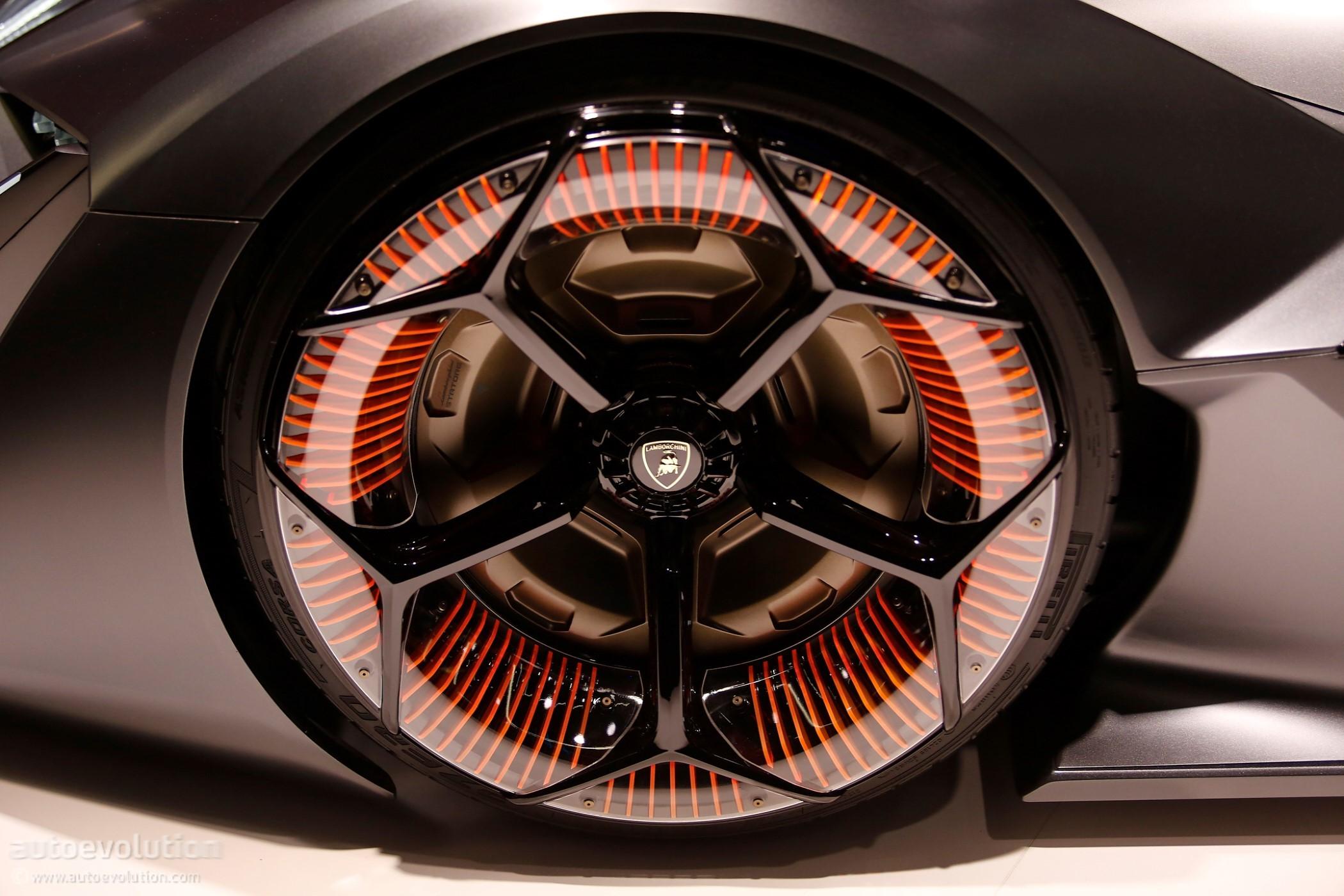 The Lamborghini Terzo Millennio Is Geneva's Most ...