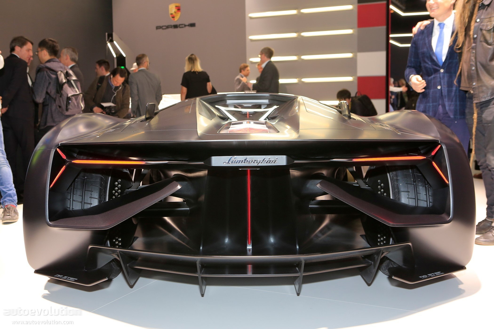 The Lamborghini Terzo Millennio Is Geneva S Most Aggressive Concept
