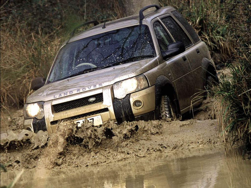The Land Rover Freelander 1 Is A Heritage Vehicle From Now