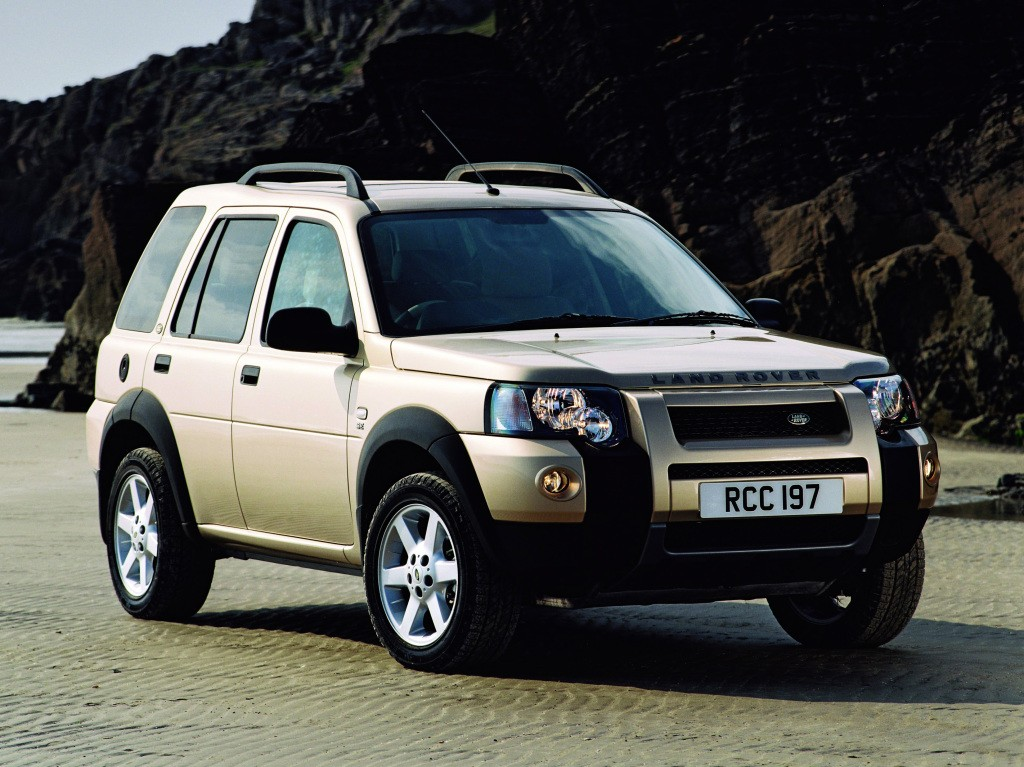 the land rover freelander 1 is a heritage vehicle from now on autoevolution. Black Bedroom Furniture Sets. Home Design Ideas