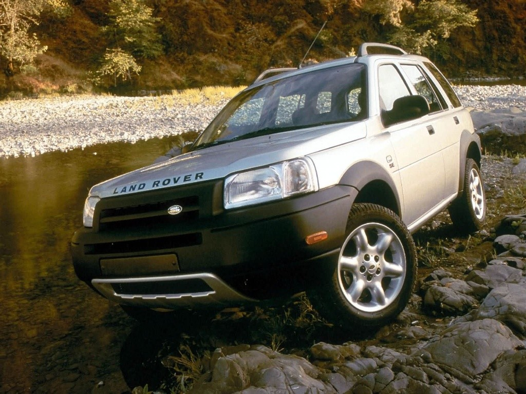 the land rover freelander 1 is a heritage vehicle from now. Black Bedroom Furniture Sets. Home Design Ideas