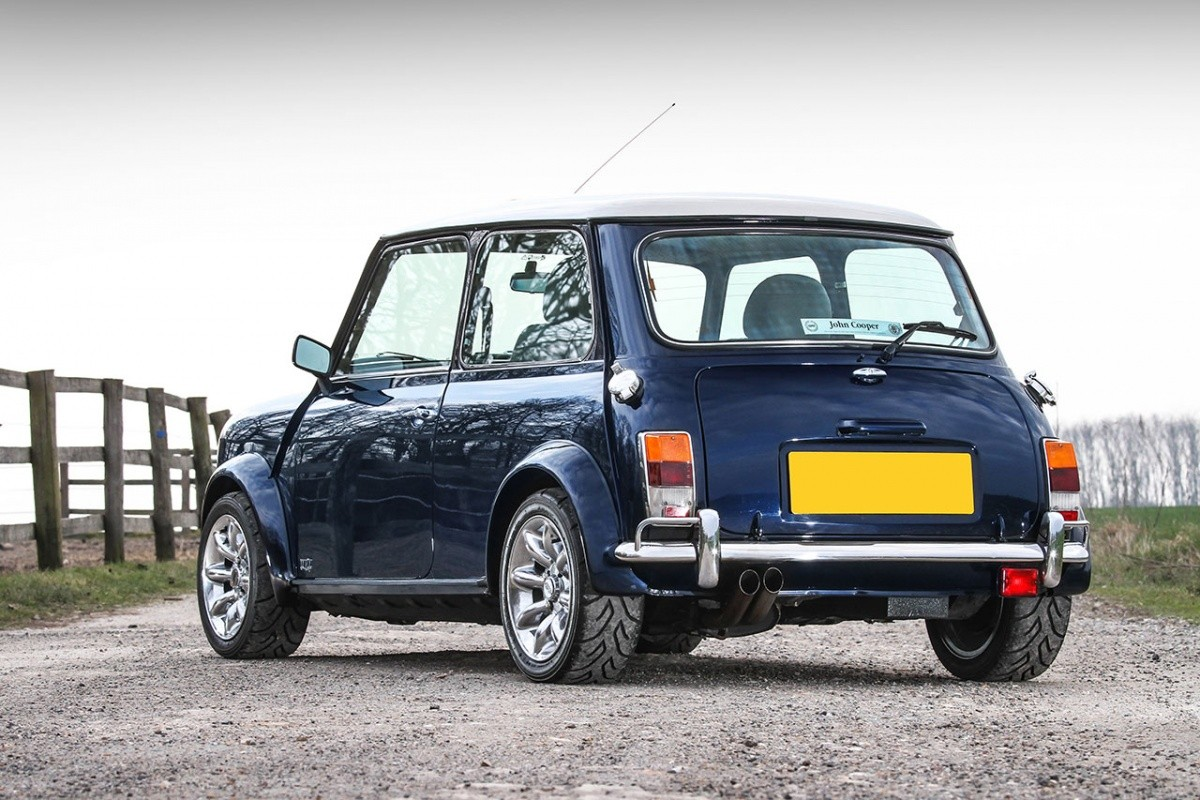 The Last Classic Mini Tuned By John Cooper Up For Grabs
