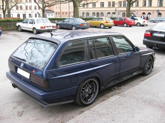 The Legend Is True, Here's a 4-door BMW E30 M3 - autoevolution