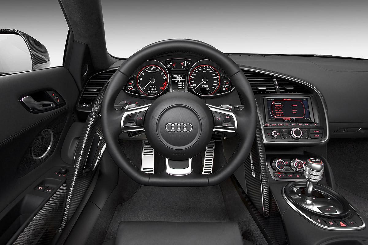 The Long Awaited V10 Audi R8 is Here - autoevolution