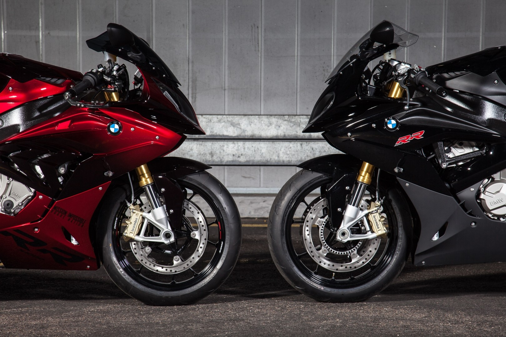 The Making Of Bmw S1000rr Mission Impossible Rogue Nation