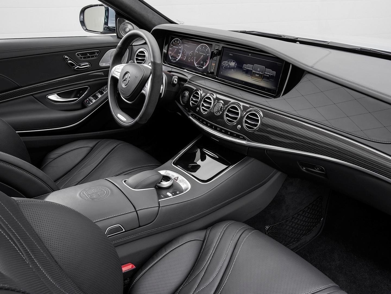 ... Mercedes Benz S63 AMG W222 ...