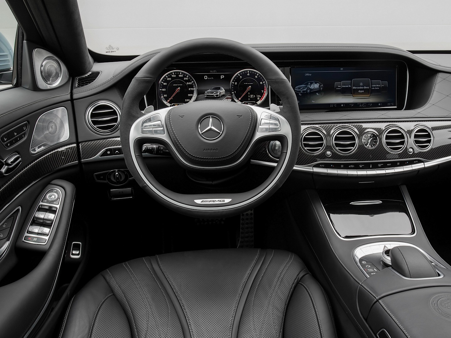 The Mercedes Benz S63 AMG Gets Its Pricing Sorted Out For