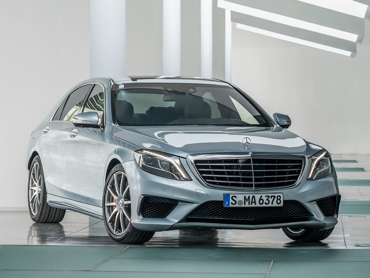 The Mercedes-Benz S63 AMG Gets Its Pricing Sorted out for ...