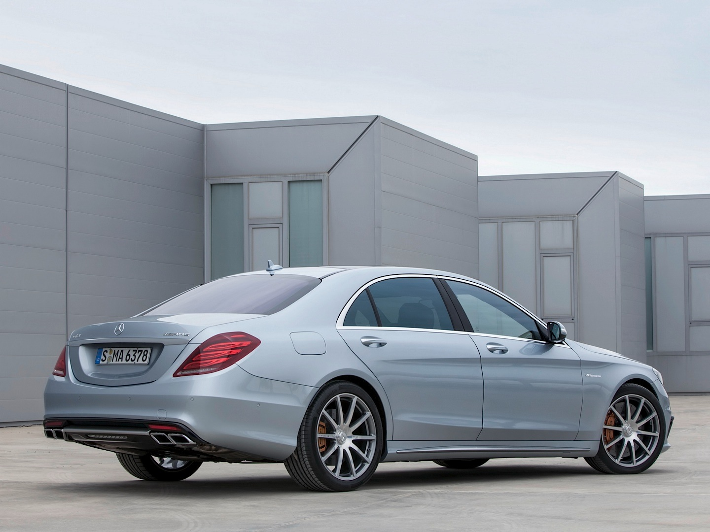 The mercedes benz s63 amg gets its pricing sorted out for for Mercedes benz 563 amg