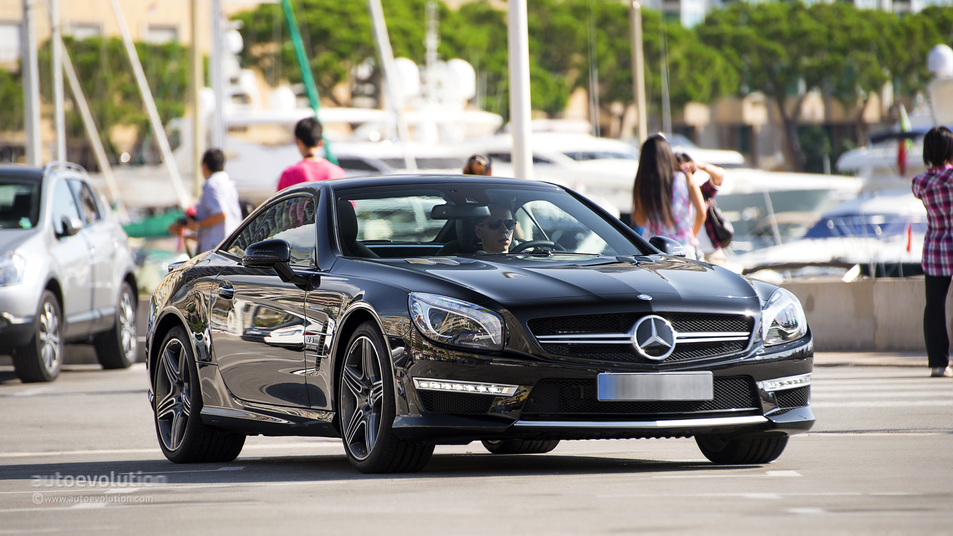 The mercedes benz sl r231 is america 39 s most loved for Mercedes benz of america