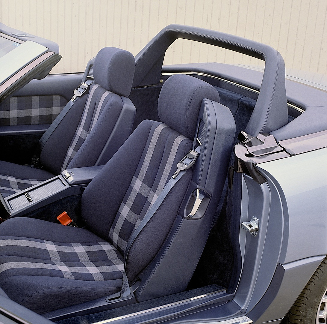 The Mercedes Benz Sl Roadster R129 Turns 25 Photo