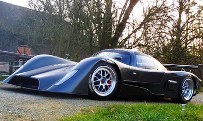 The Monstrous Milan Abarth 1 700 Hp Lightweight Supercar