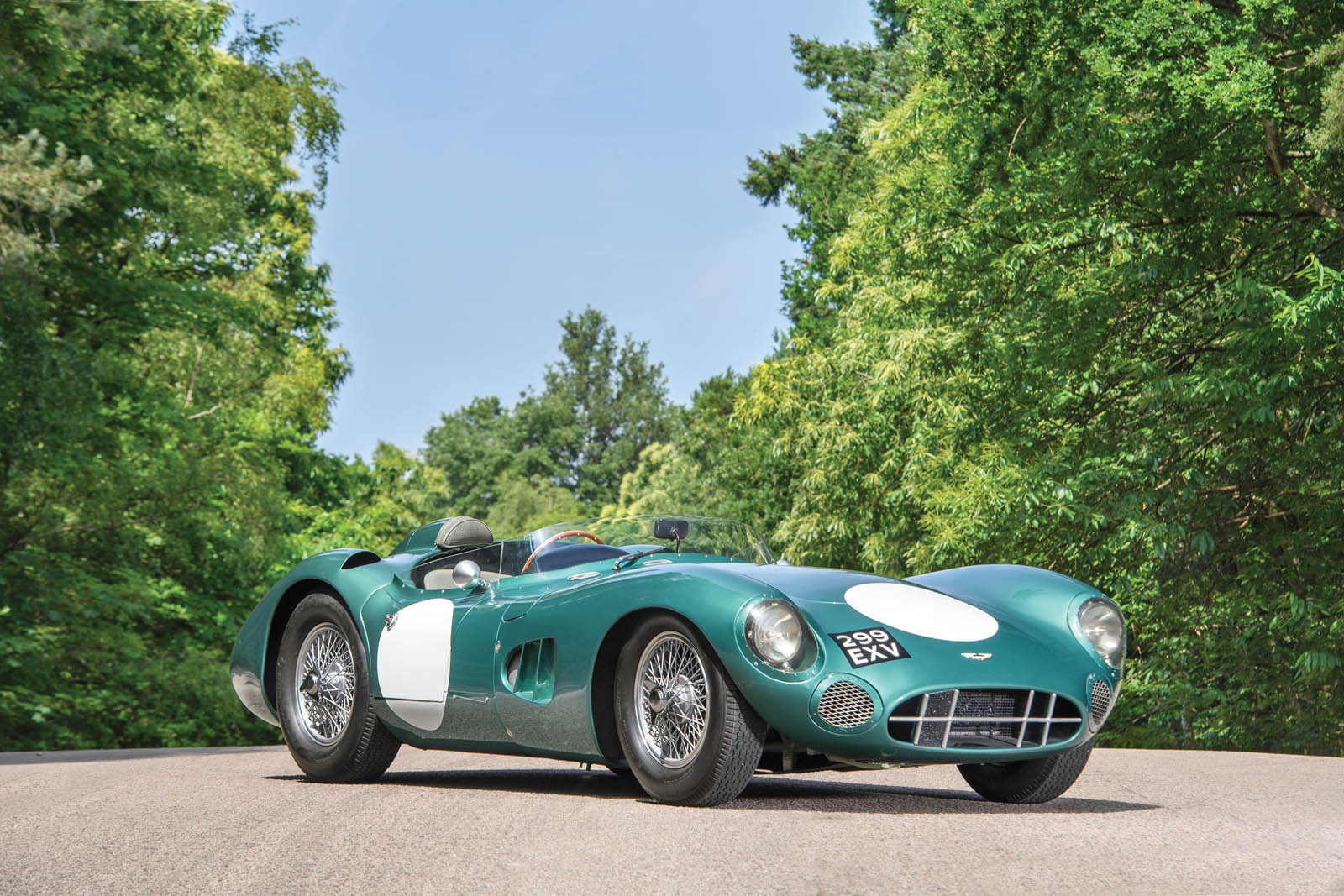 the most expensive british car ever sold at auction is this aston martin dbr1 autoevolution. Black Bedroom Furniture Sets. Home Design Ideas