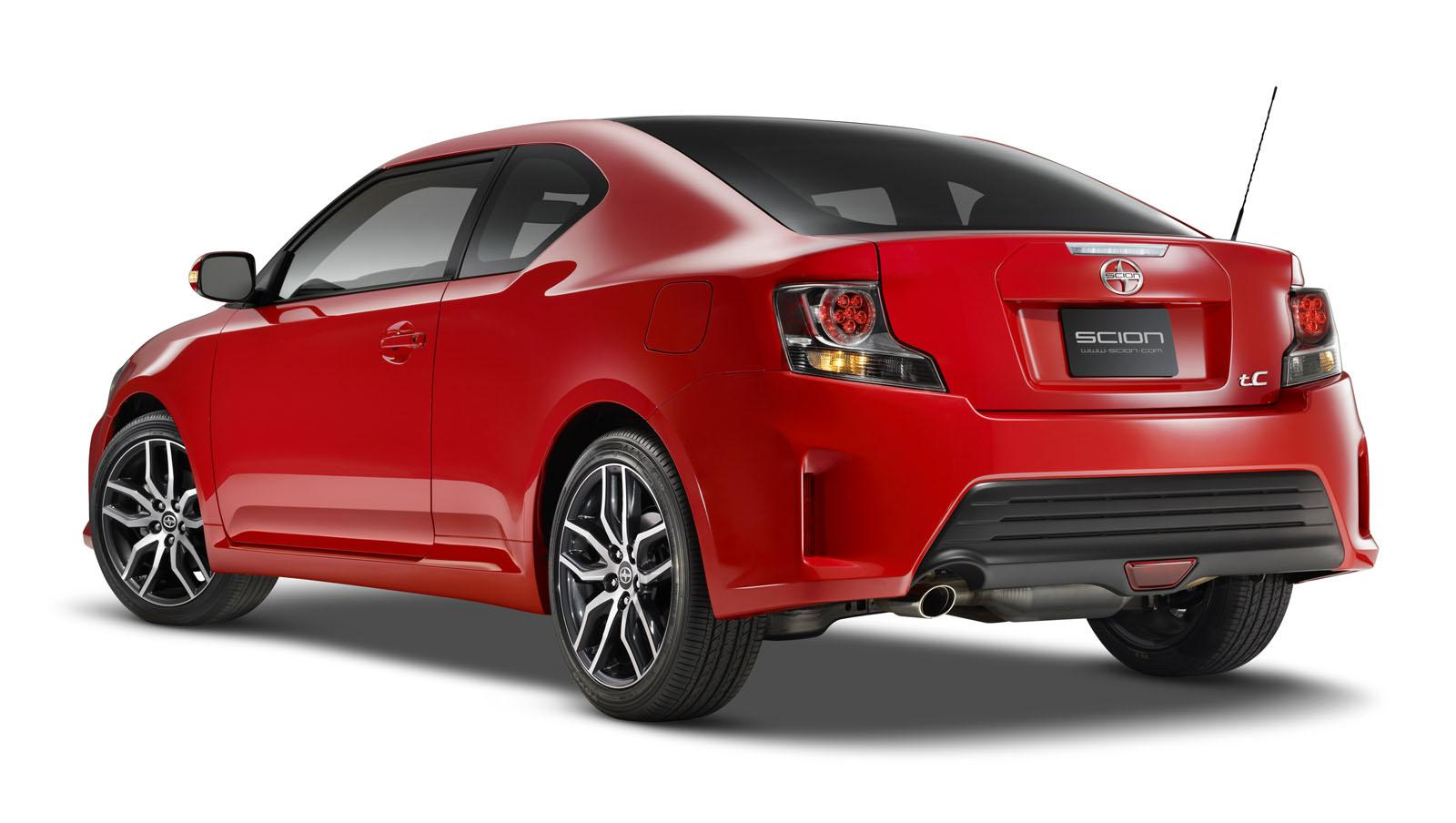 The New 2014 Scion Tc Looks Like The Fr S Video