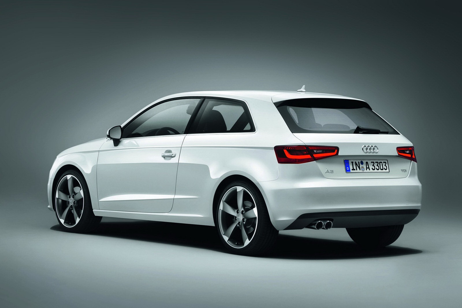 the new audi a3 gets revealed in geneva autoevolution. Black Bedroom Furniture Sets. Home Design Ideas