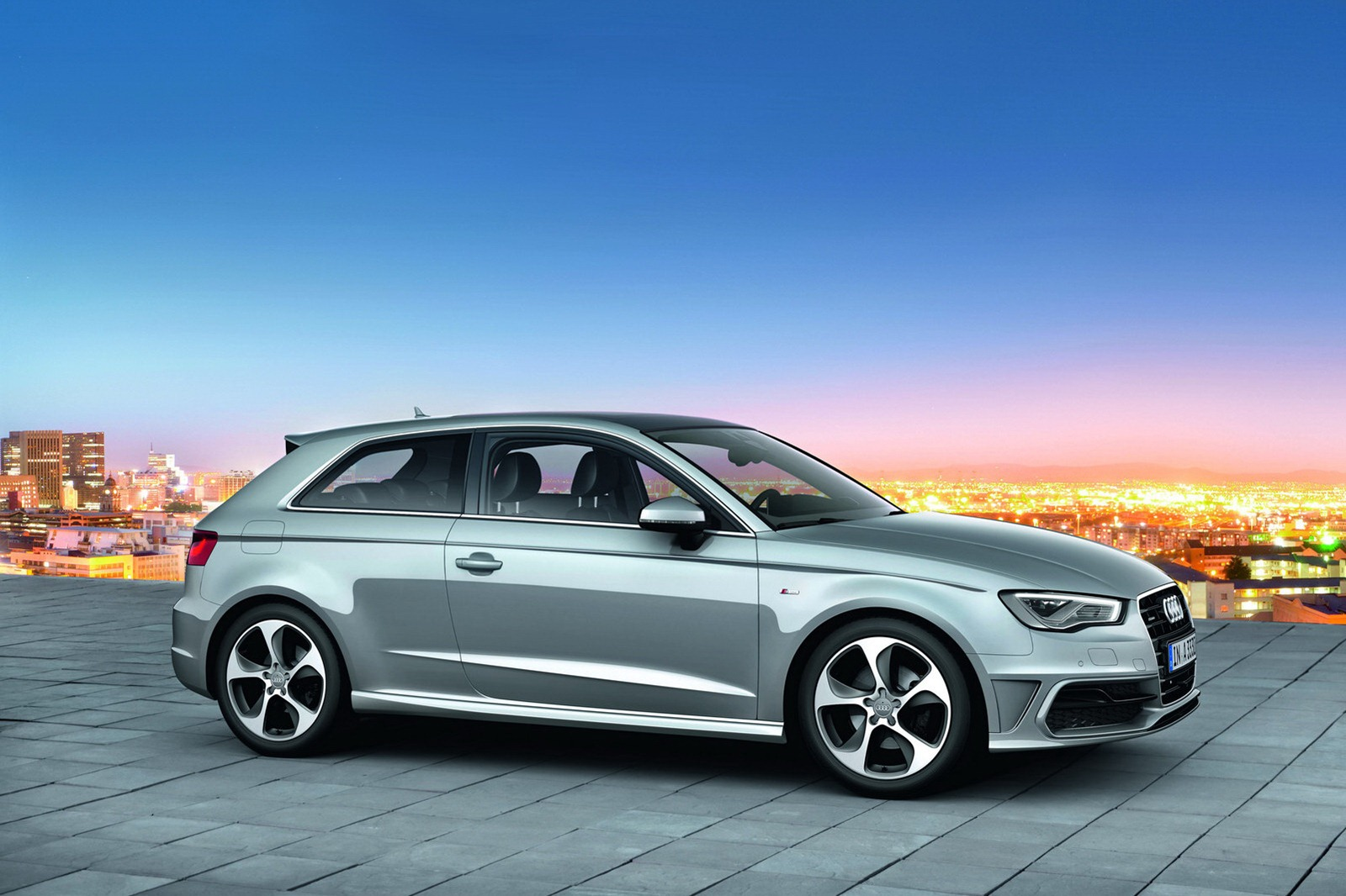 The New Audi A3 Gets Revealed in Geneva - autoevolution