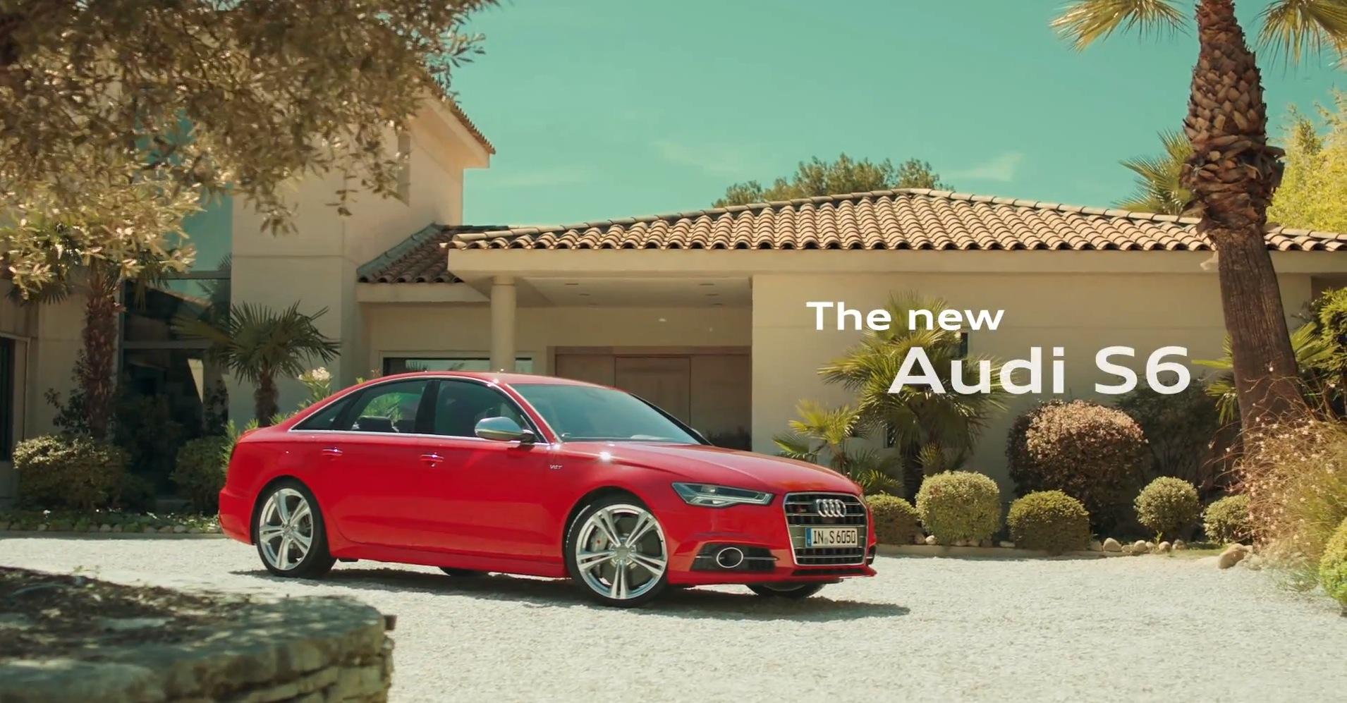 Новая Audi S6