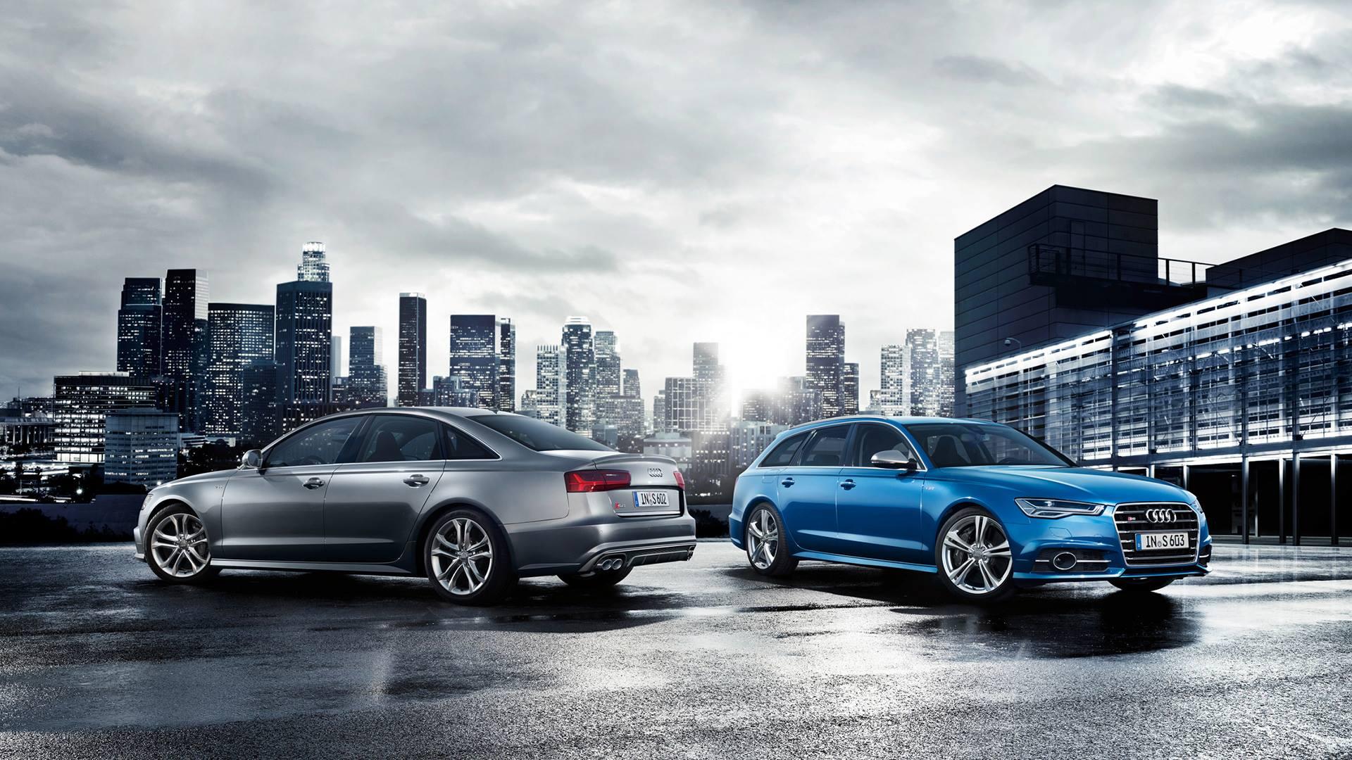 Audi S6 Sedan и S6 Avant