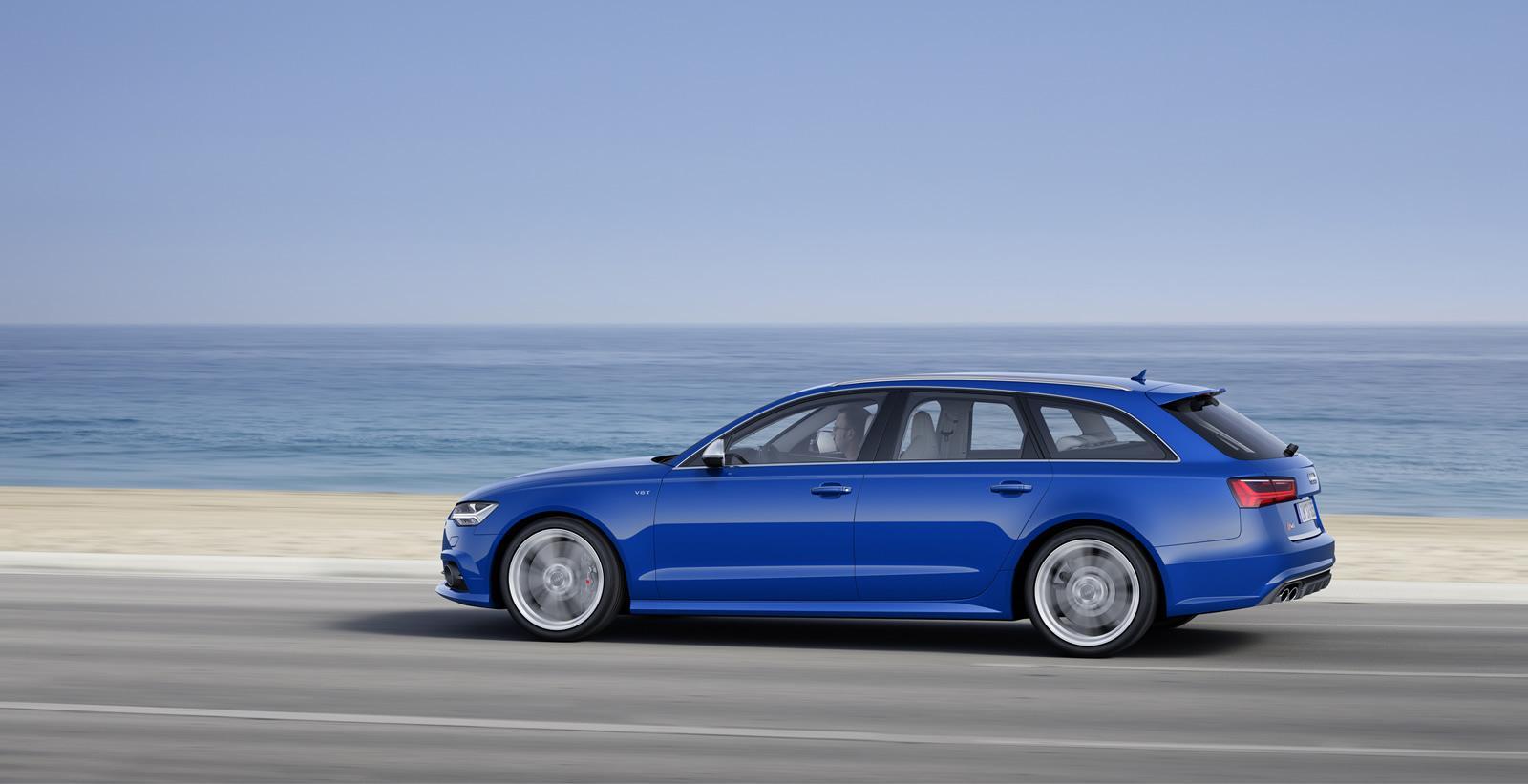 Универсал Audi S6 Avant