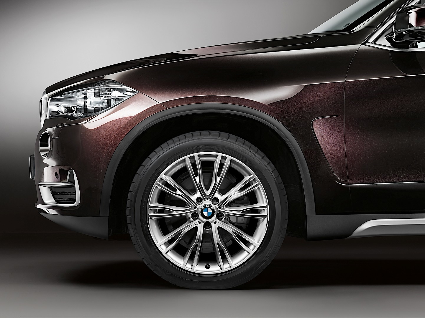 The New Bmw F15 X5 Will Have Unique Individual Features Autoevolution