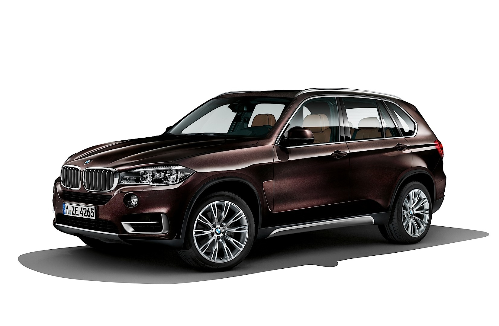 the new bmw f15 x5 will have unique individual features autoevolution. Black Bedroom Furniture Sets. Home Design Ideas