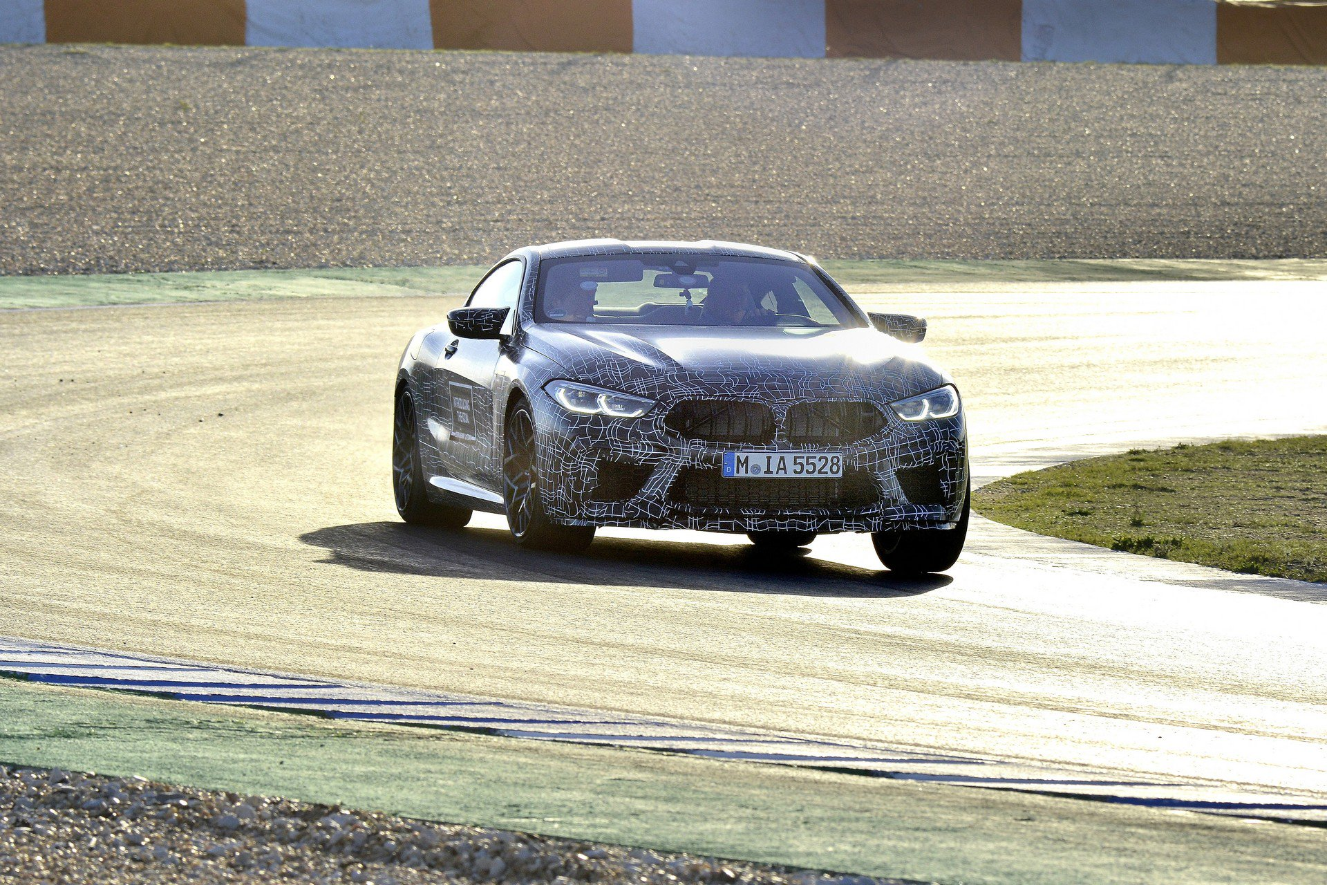 2020 Bmw M8 Coming With Rwd Mode More Than 600 Horsepower