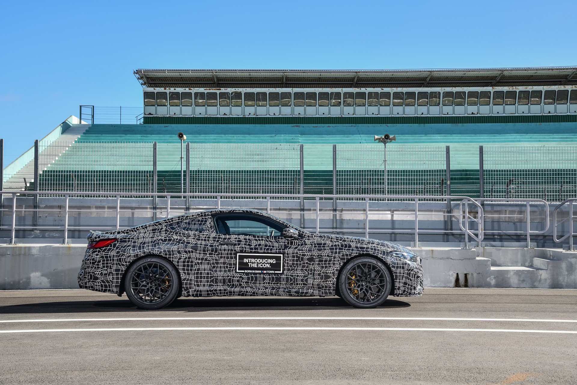 2020 Bmw M8 Coming With Rwd Mode More Than 600 Horsepower Autoevolution