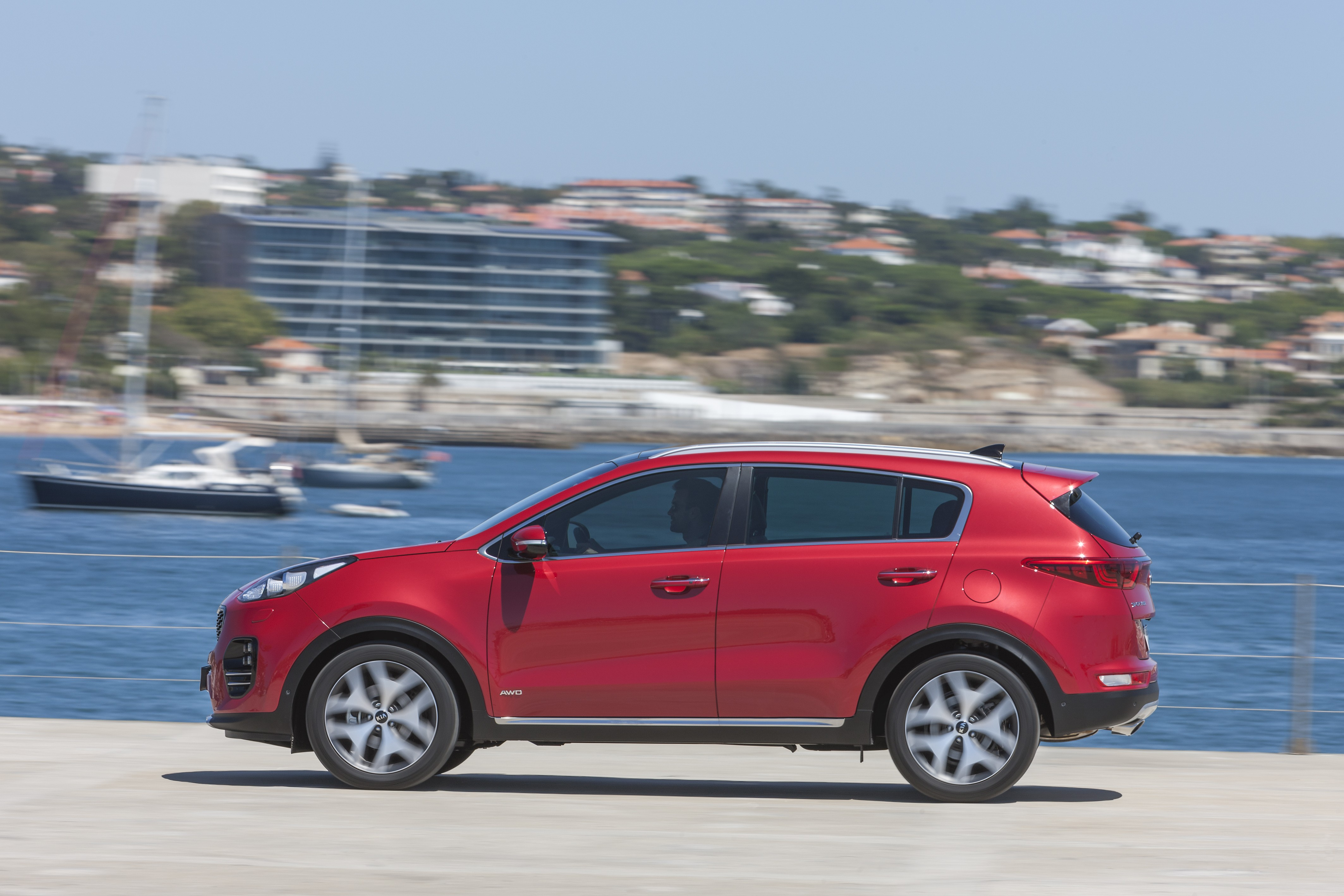 thekoreancarblog gen time first the next for spotted kia sportage