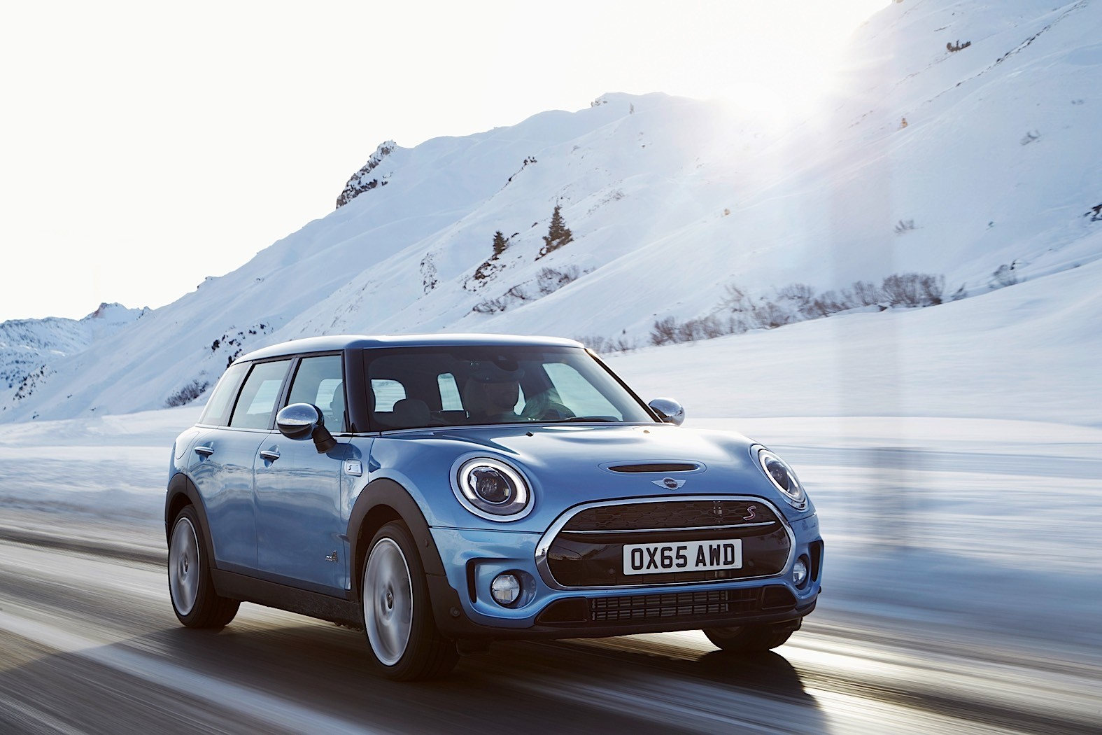The New Mini Clubman All4 Is Here Autoevolution