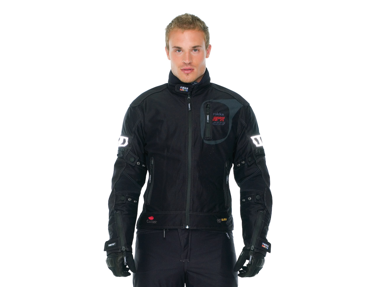 The New Rukka Airob Jacket Dispels Heat Autoevolution