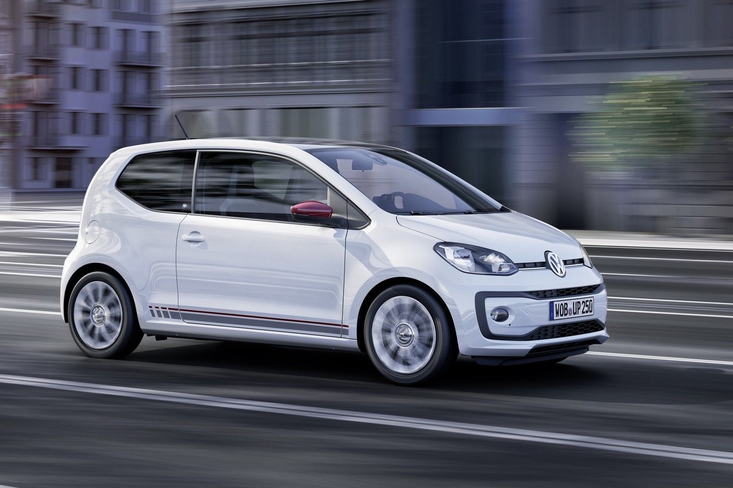 The New Volkswagen Up Goes On Sale German Configurator