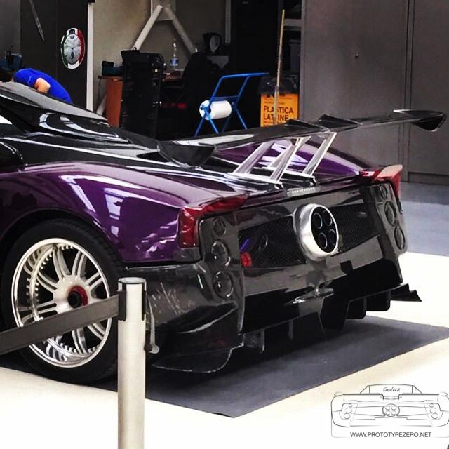 The One Off Zonda Zozo Is Pagani S Bet For Keeping The Supercar