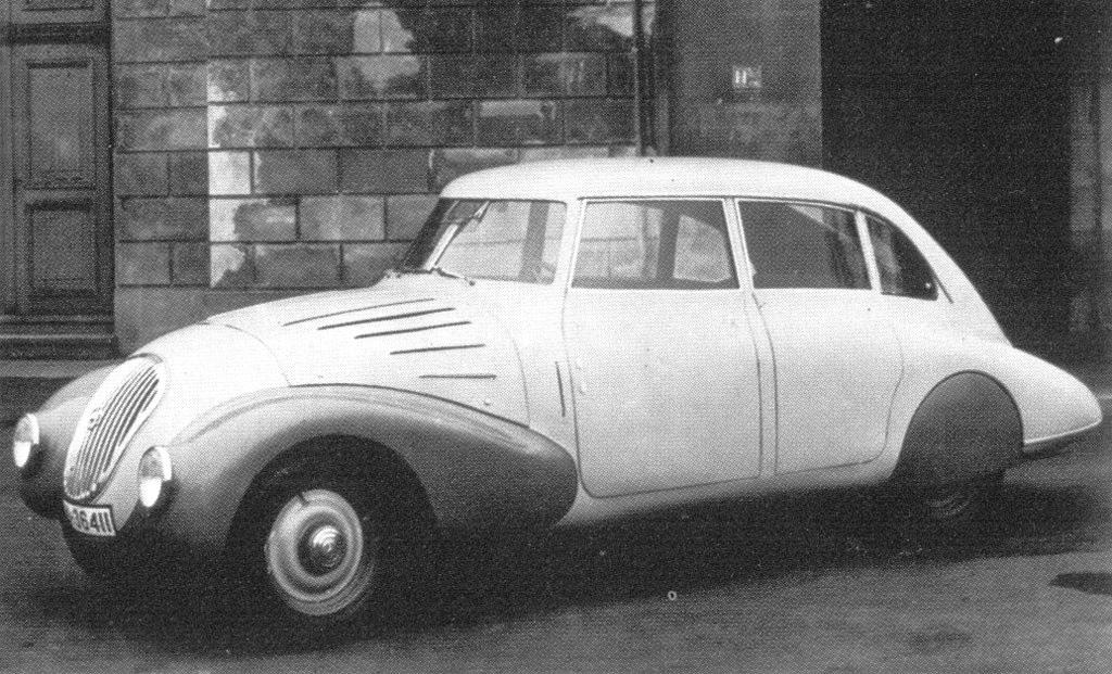 The Origins of Streamline Design in Cars - autoevolution