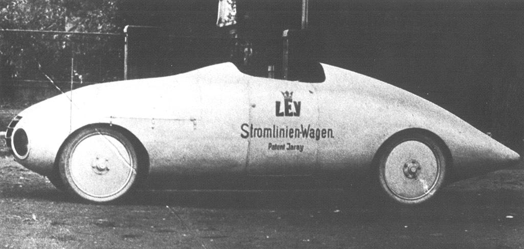 Used 2016 Nissan Maxima >> The Origins of Streamline Design in Cars - autoevolution