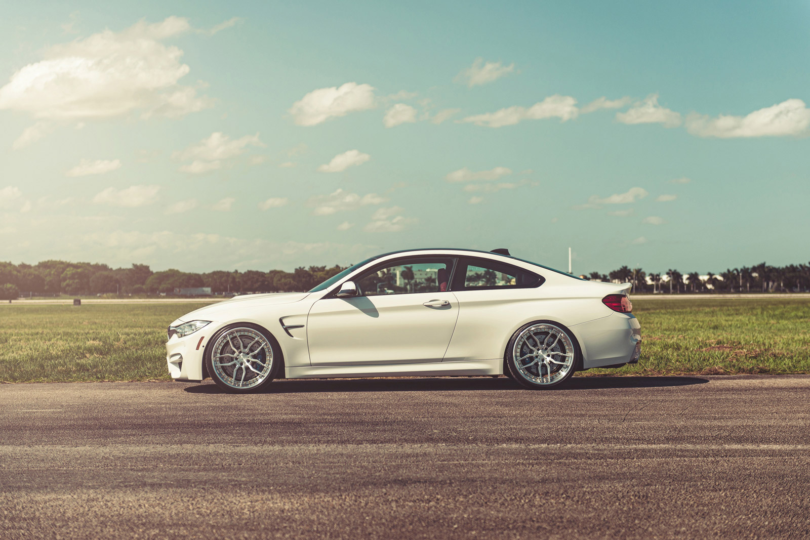 The Perfect Match Bmw M4 And Adv 1 Wheels Autoevolution