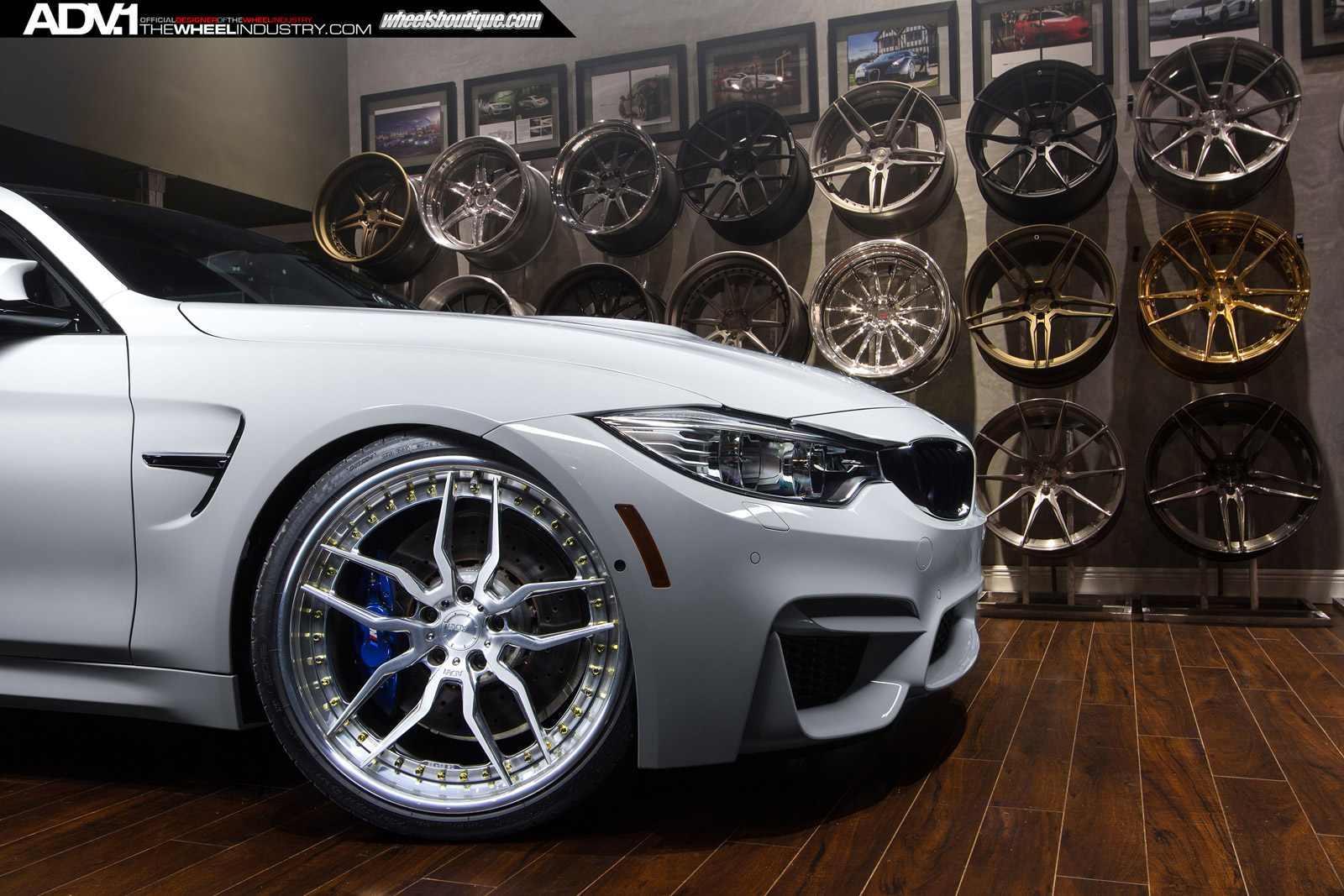 The Perfect Match: BMW M4 and ADV.1 Wheels - autoevolution