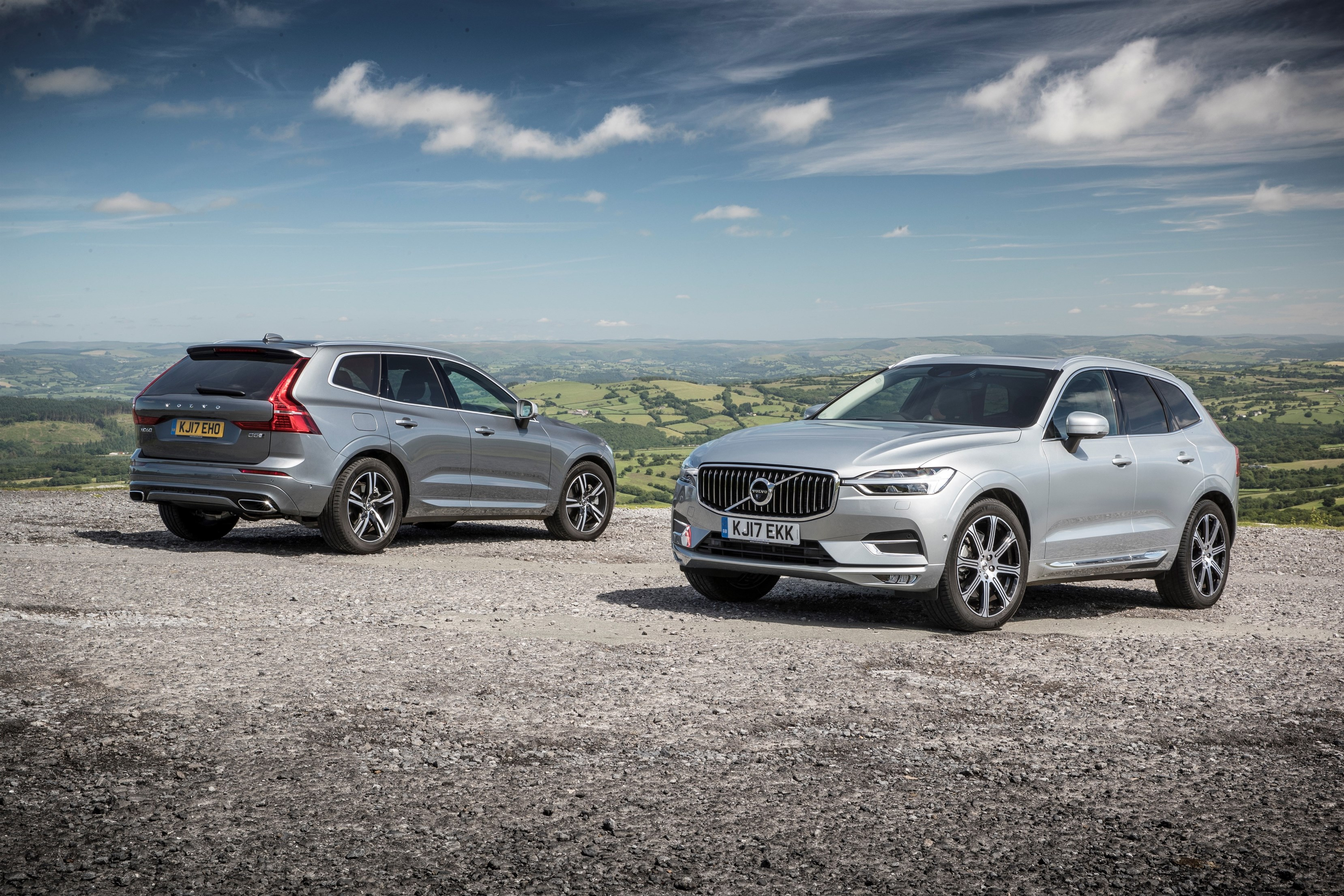 For the euro spec model four flavors of the xc60 can be upgraded these are the d4 d5 t5 and the top of the range t8 twin engine