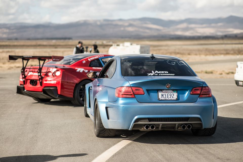 The r 39 s tuning bmw e92 m3 is a street and track beast autoevolution