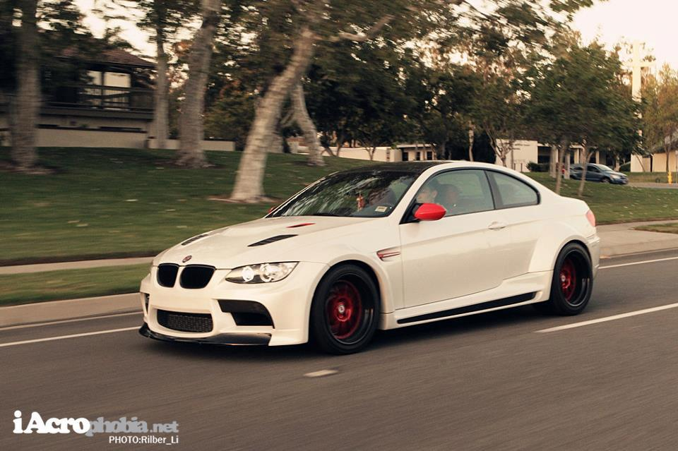 The R S Tuning Bmw E92 M3 Is A Street And Track Beast