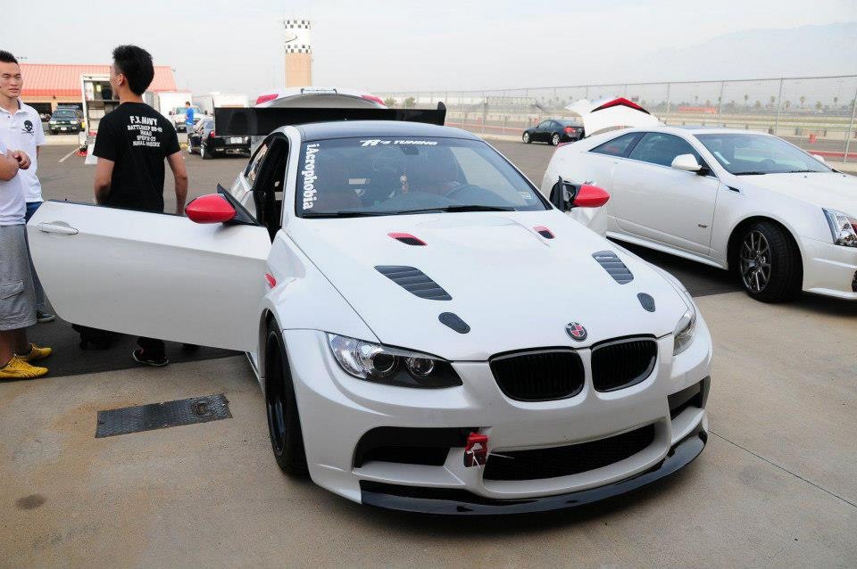 the r 39 s tuning bmw e92 m3 is a street and track beast. Black Bedroom Furniture Sets. Home Design Ideas