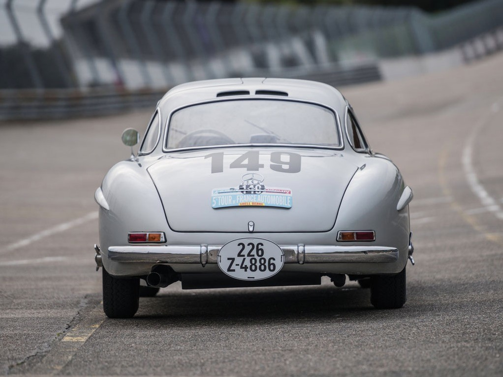 The Rarest Mercedes Benz Sl Gullwing Driven By Sir Stirling Moss Is Being Auctioned on 1936 Mercedes Benz 540k