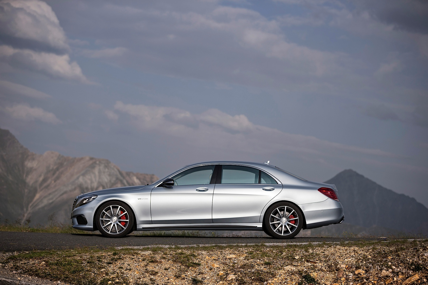 The s 63 amg w222 is explained in detail by mb usa for What does 4matic mean on the mercedes benz