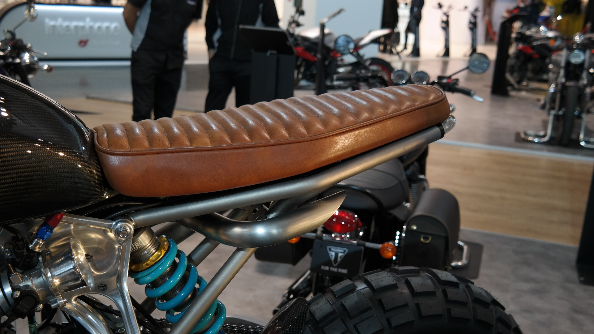 The Stunning Triumph Bonneville Concepts Of Eicma 2014