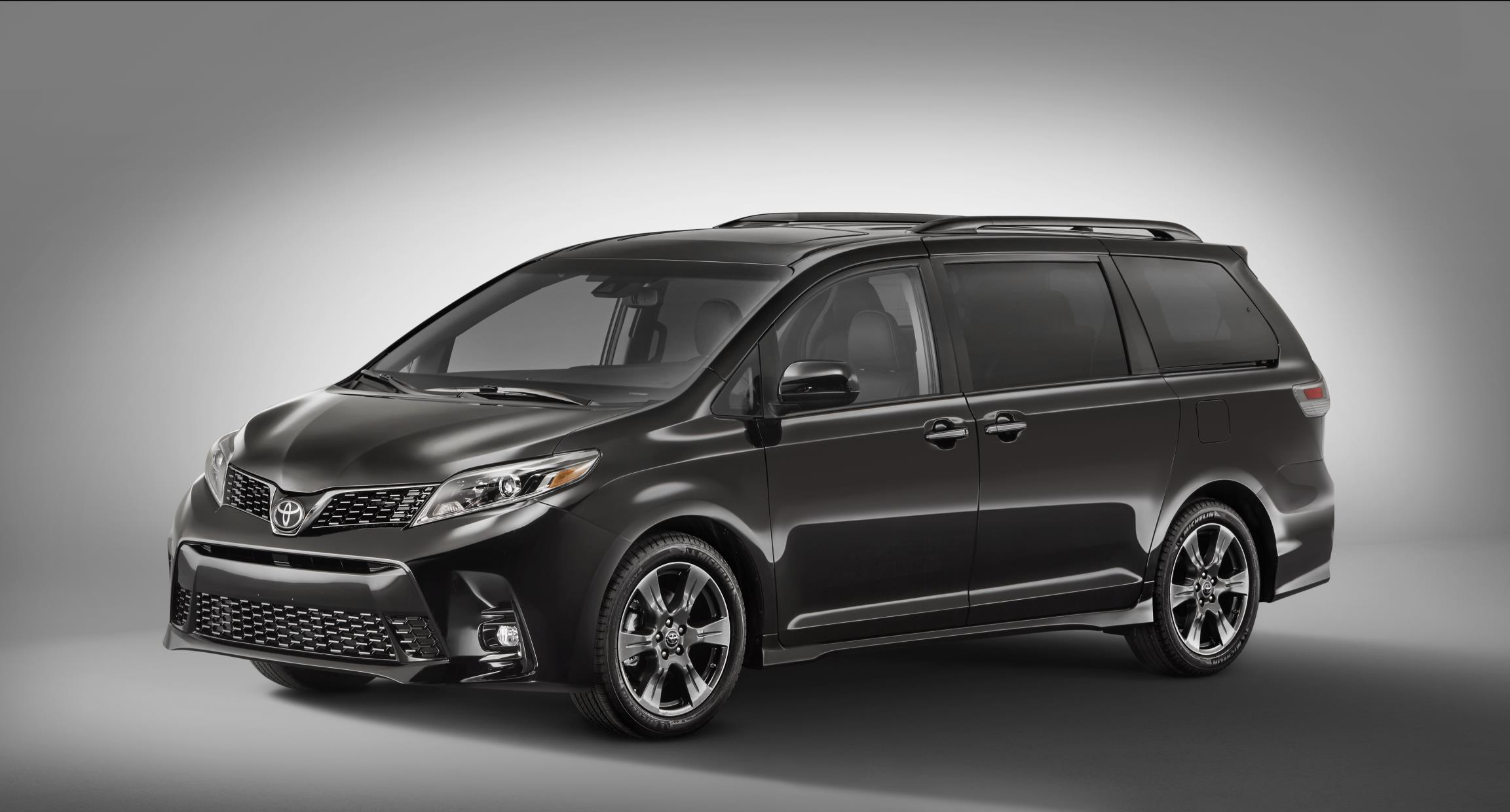 The Toyota Sienna Is Back For 2018 With More Swag, Yaris ...