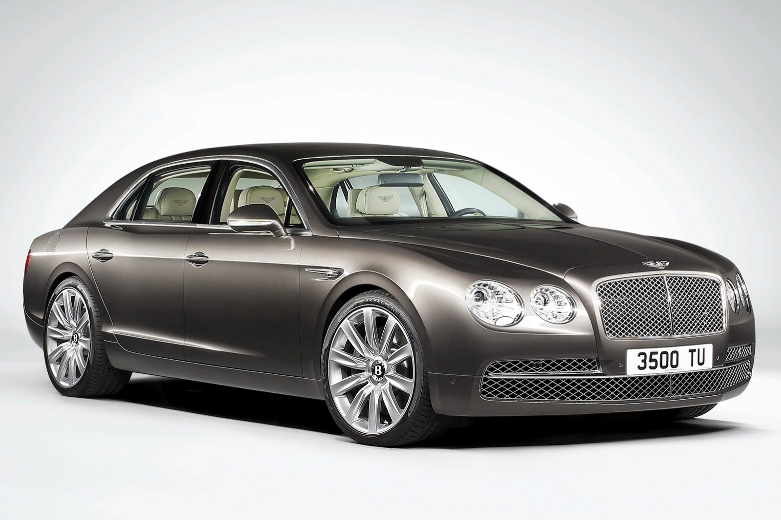 The Wait Is Over: New Bentley Flying Spur Revealed