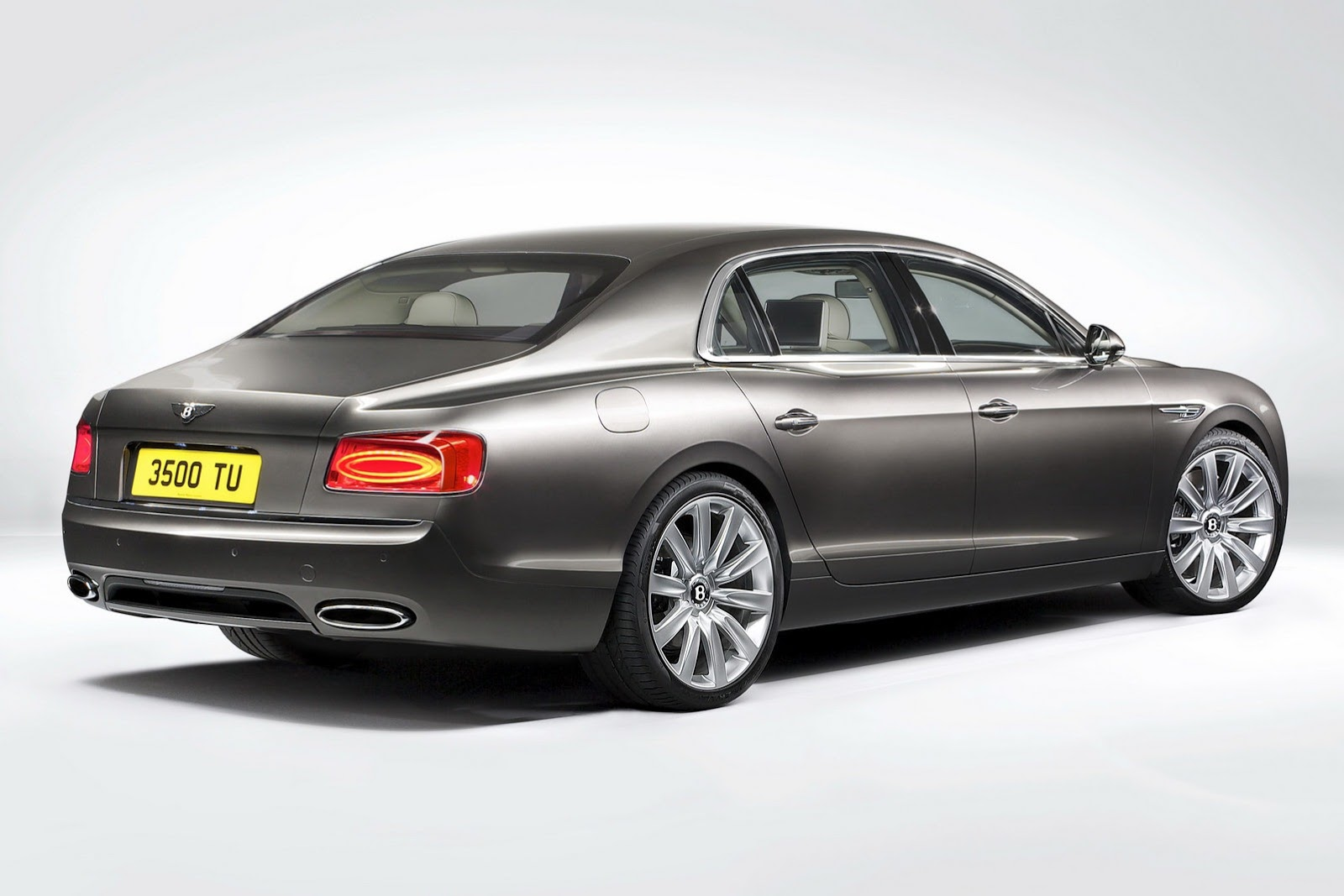 The Wait Is Over New Bentley Flying Spur Revealed