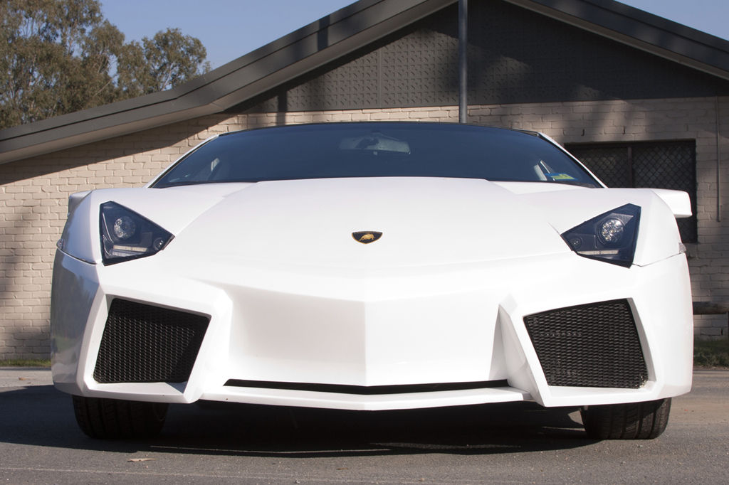 The Worst Lamborghini Reventon Kit Car Comes From