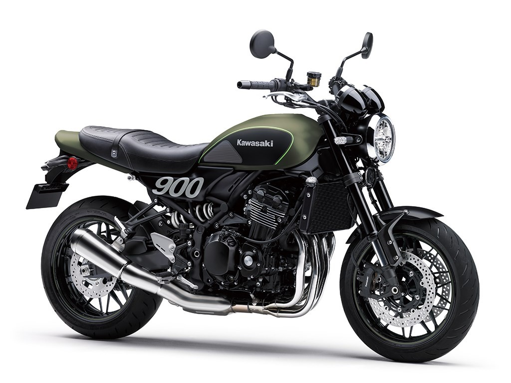 The Z900rs Is Kawasaki S Retro Toy For 2018 Autoevolution